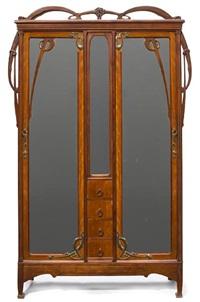 armoire by leon benouville
