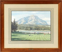 banff by arthur weaver