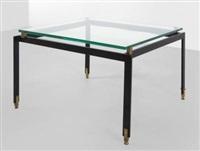 un tavolino modello 2002 by fontana arte