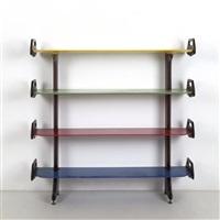 una libreria modello 457 by ico parisi
