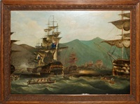 birtish warships by richard b. spencer
