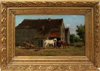 farm scene by anonymous-european (19)