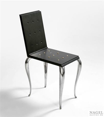 stuhl lola mundo by philippe starck on artnet. Black Bedroom Furniture Sets. Home Design Ideas