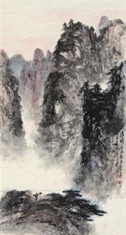 山水 by luo ming