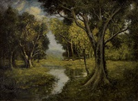 the clearing by william keith