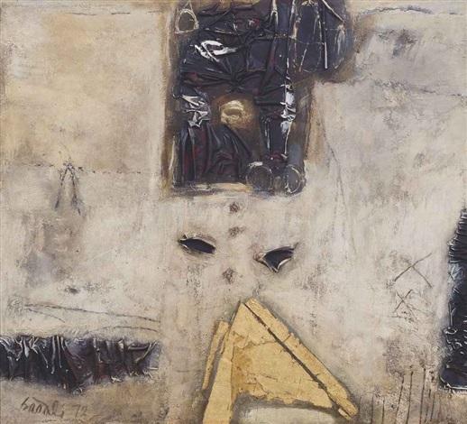 emas tersisa traces of gold by ahmad sadali
