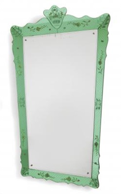 Uno specchio da parete by Gio Ponti on artnet