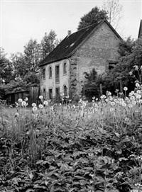 home of the renger family in wamel (möhnesee) by albert renger-patzsch