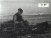 fisherman by arthur macdonald