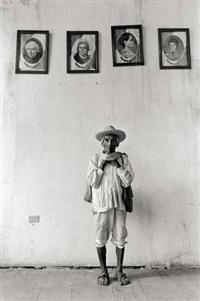 heroes de la patria (national heroes), cuetzalan, puebla by graciela iturbide
