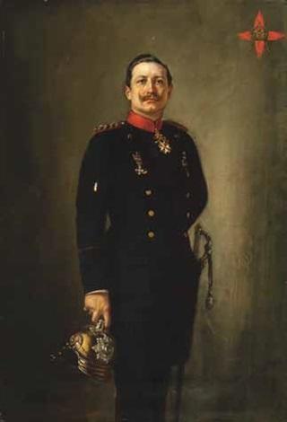 kaiser wilhelm ii. by rudolf wimmer