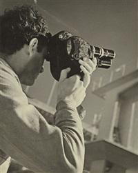 cameraman (hans ertl) by leni riefenstahl