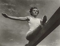 spagat by leni riefenstahl