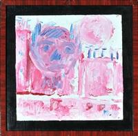 straßenansicht, abstrakt by michael buthe