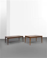 due tavolini by ico parisi