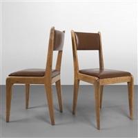 una coppia di sedie by ico parisi