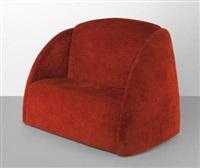 un divano tronetto by alessandro mendini