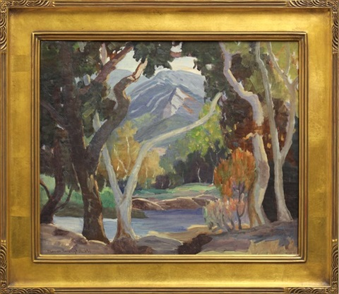 arroyo seco canyon by marion kavanaugh wachtel