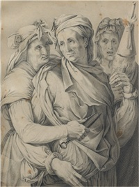 die drei furien by julius schnorr von carolsfeld