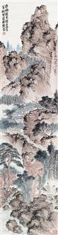 山水 by zhou tieheng