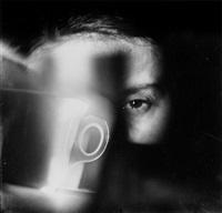 untitled (self portrait with cup) by jaroslav rössler