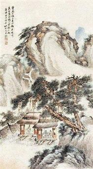 山水 by yao shuping