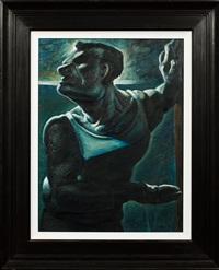 the cold moon by peter howson