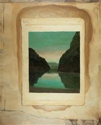 后海 (houhai lake) by qiu xiaofei