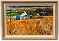 arran farm by hamish macdonald
