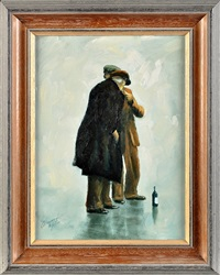 two gadgies by alexander millar