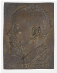 ernst kreidolf by hermann hubacher
