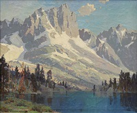 summit lake by jack wilkinson smith