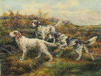 three setters by edmund henry osthaus