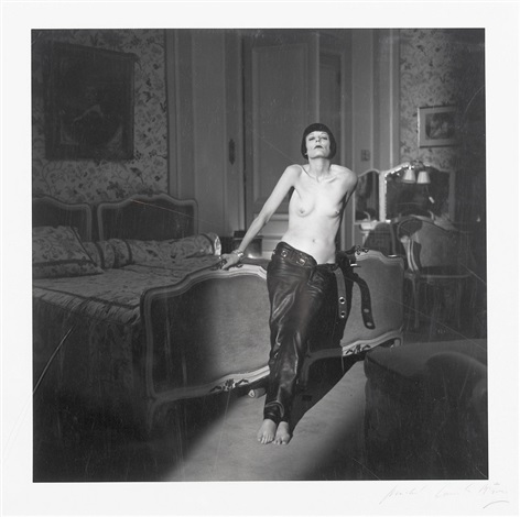 wallace montana vanity fair hotel ritz 1994 by michel comte