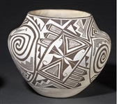 an acoma jar by marie z. chino