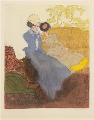 la cigarette by jacques villon