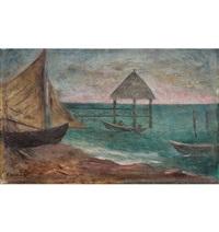 «marina» by carlo carrà
