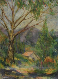 house by the hill by selden connor gile