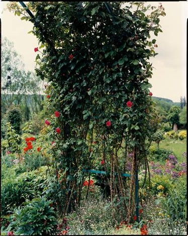 giverny france by stephen shore