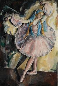 russische ballerina by jean reschofsky