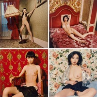from the series chambre close (5 works) by bettina rheims