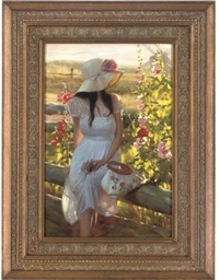 summer scent by maria boohtiyarova