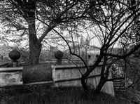 untitled (view of prague) by josef sudek