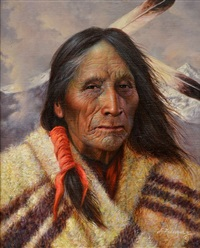 sioux chief by alfredo rodriguez