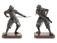 samurai (pair) by yoshimitsu