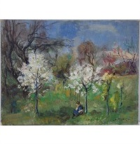 aria di primavera by antonio piatti