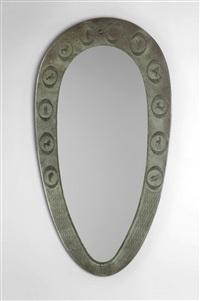 uno specchio da parete by vetreria fratelli toso