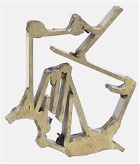 abstrakte figur by erwin rehmann