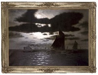 shipping by moonlight by h. p. engmann
