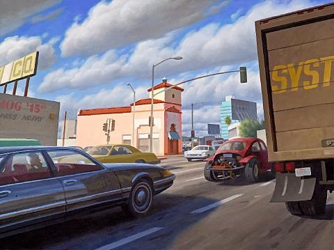 cars and trucks by james doolin
